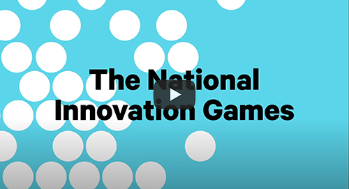 National Innovation Games with Robert Kluttz